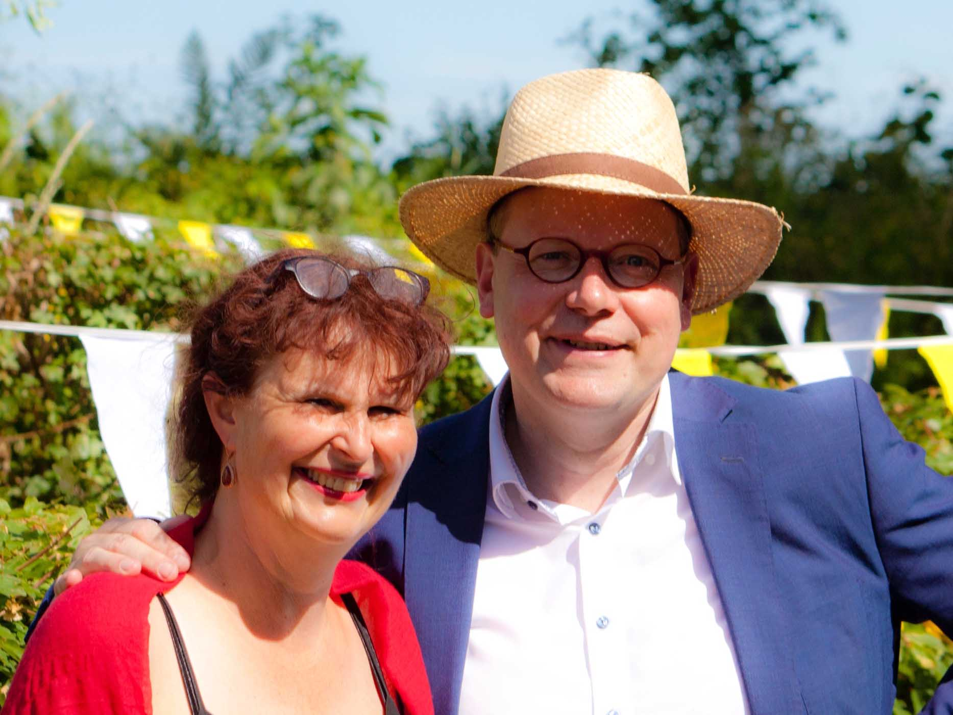 Hanneke & Ralph Alkenrode
