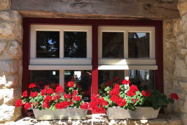 bloemen vakantiehuis alkenrode