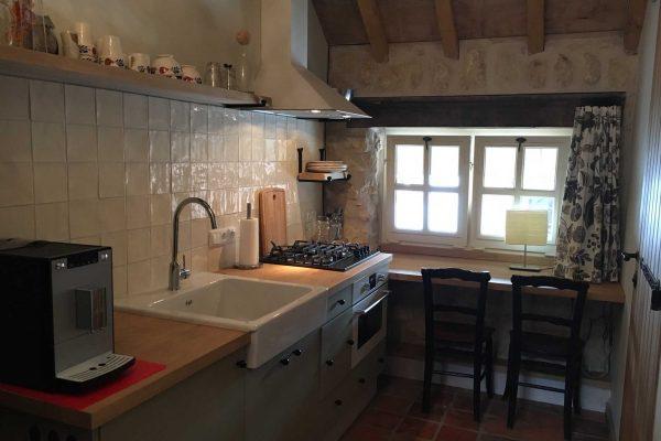 keuken alkenrode vakantiehuis